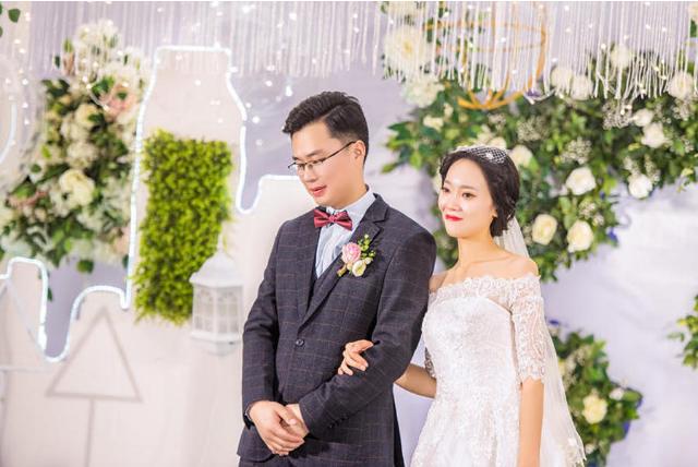 结婚发表致辞环节