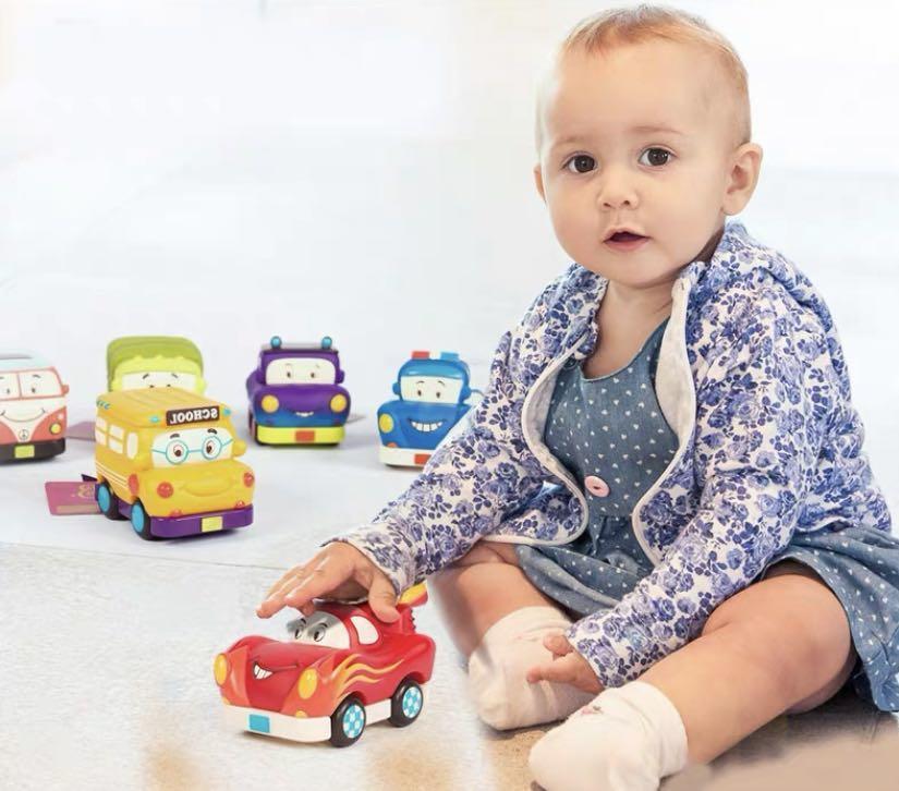 B.Toys 惯性回力车