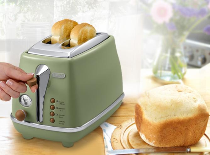 德龙烤面包机