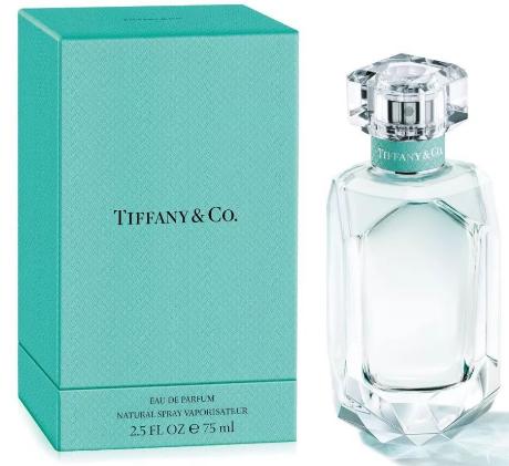 Tiffany & Co.钻石香水