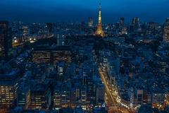 东京自助游旅行攻略