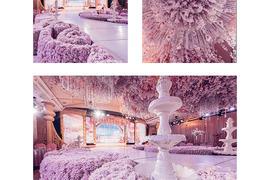 宴会三厅(粉色系)
