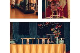 孔雀厅(中式婚礼)