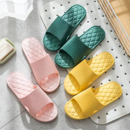 情侣凉拖鞋夏季室内防滑厚底浴室居家拖鞋