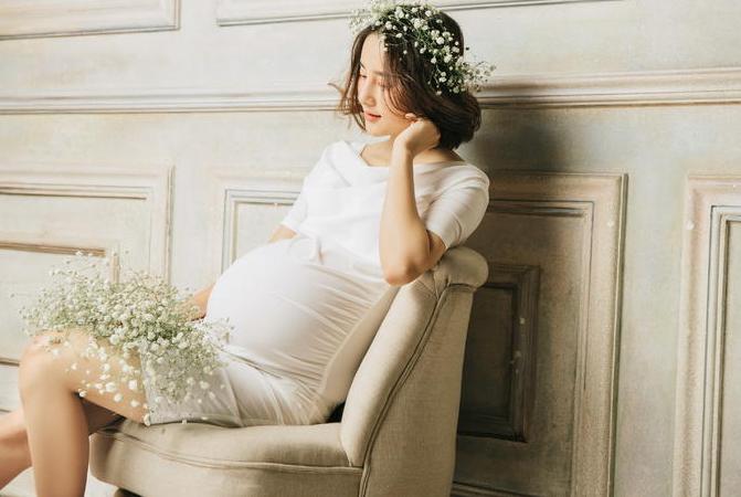 好看的孕妇写真图片