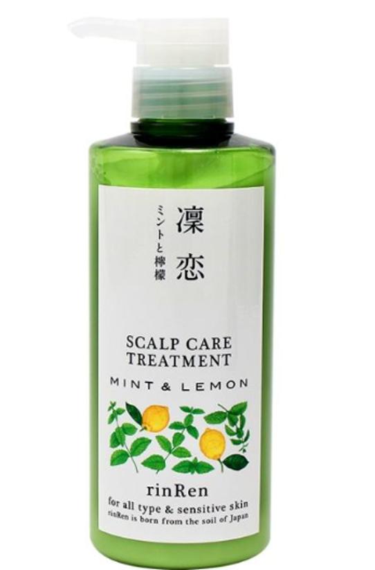 rinRen 薄荷柠檬护发素
