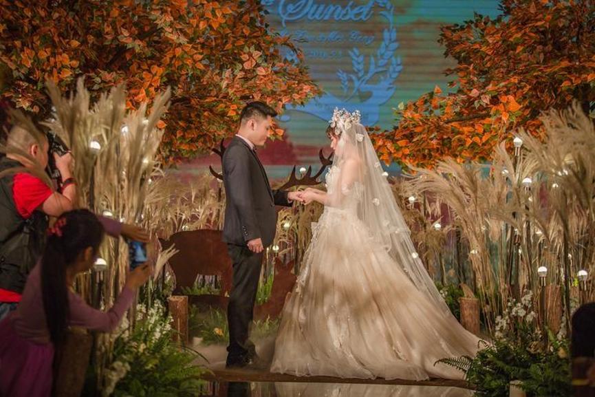 婚礼新娘致辞