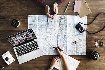旅游攻略怎么做