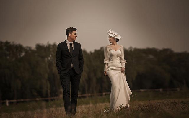 拍婚纱照时间