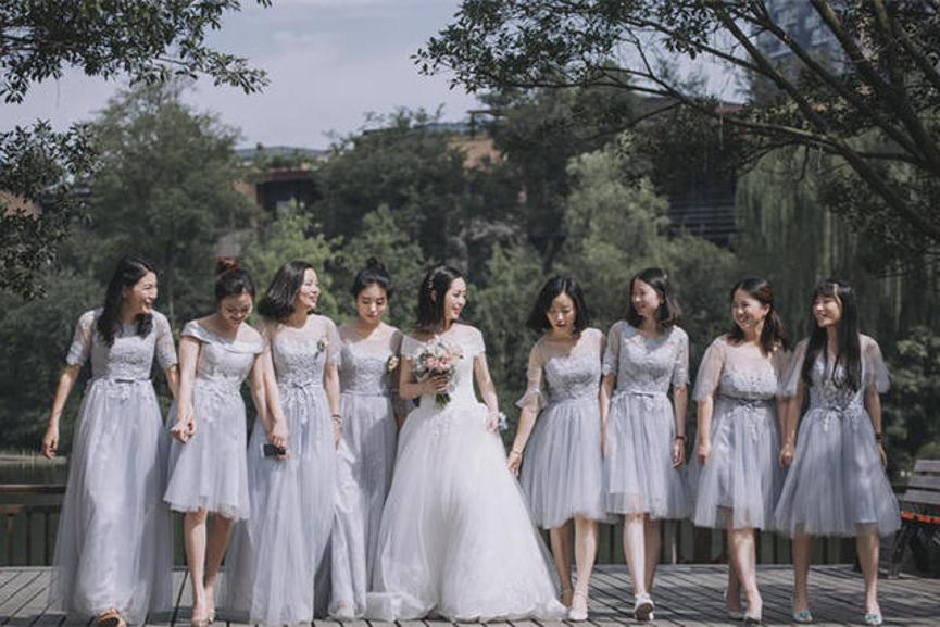 闺蜜结婚祝福语朋友圈