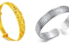 金银手镯两只手怎么戴 金银手镯可以一起戴吗