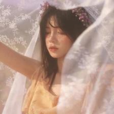 女生穿婚纱头像 20张梦幻又纯洁婚纱头像