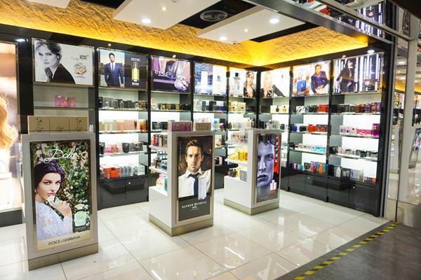 吉隆坡国际机场免税店