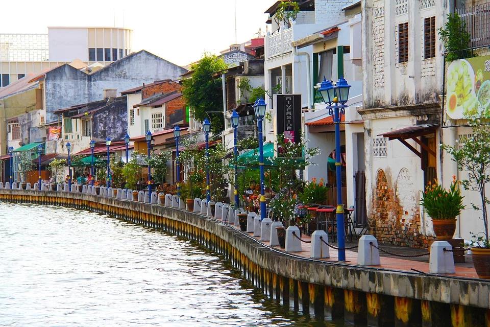马六甲运河沿岸