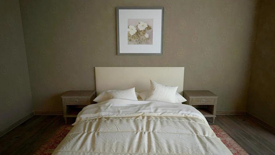 日系风格卧室