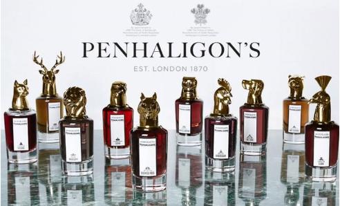 潘海利根香水品牌