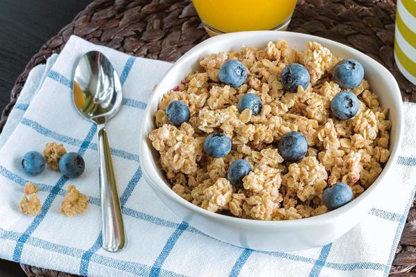 早餐水果麦片