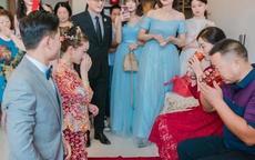 女儿出嫁当天娘家流程是什么