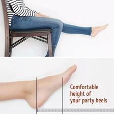 高跟鞋选择什么样的舒服