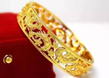 黄金手镯变形怎么修复