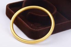 戴黄金手镯有什么好处 这几种人不适合戴黄金手镯