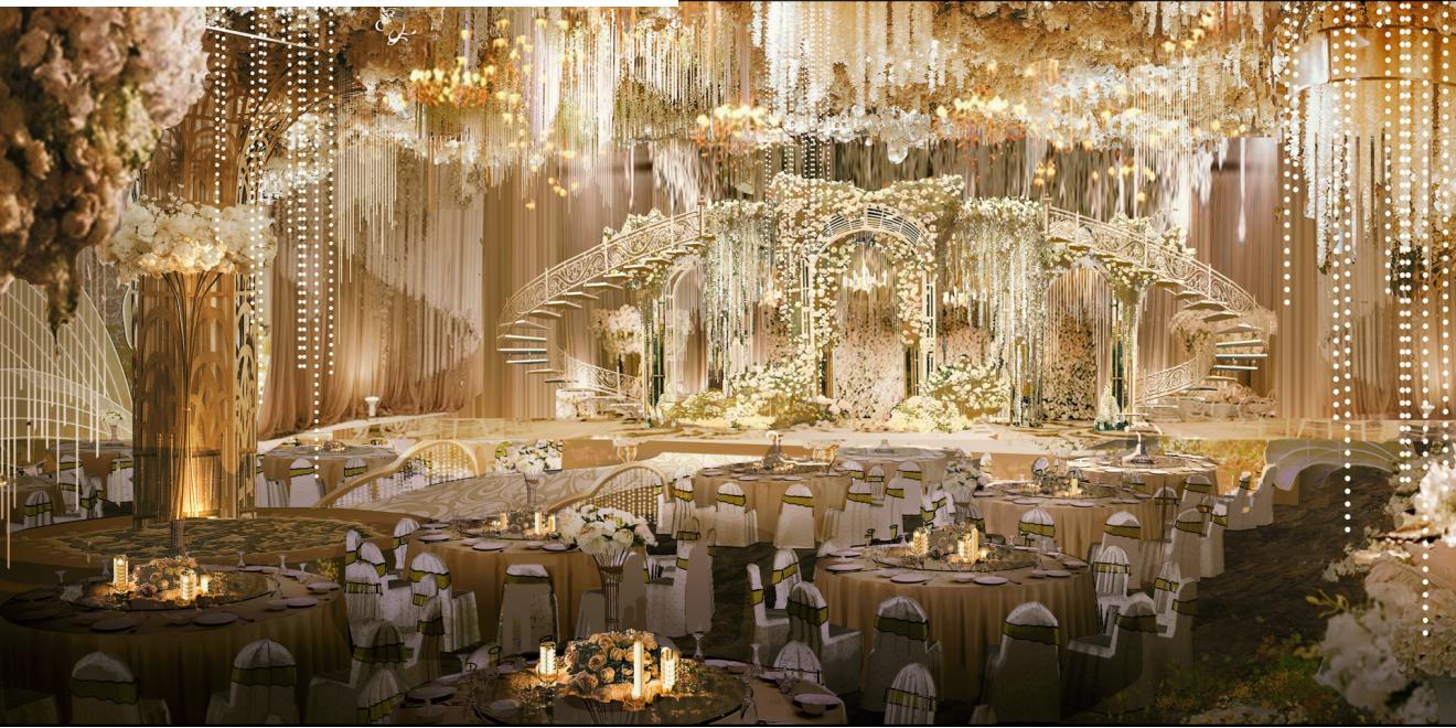 冠豪婚礼主题酒店