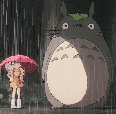 龙猫电影截图