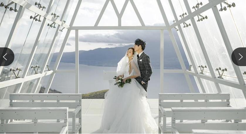丽江伯爵夫人全球旅拍婚纱照