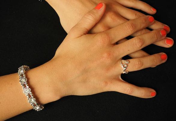 银手链戴左手还是右手 带银手链的好处和禁忌