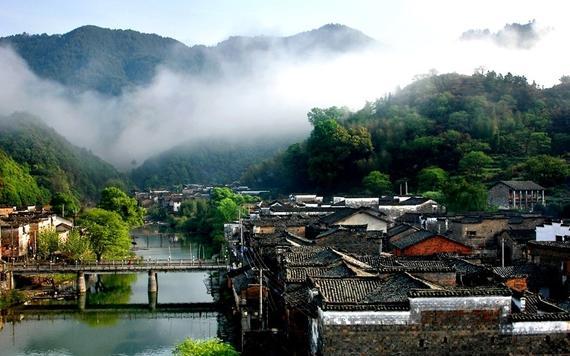 中国四大古镇是哪四个