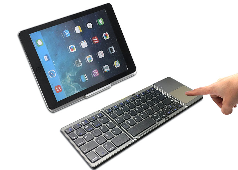 B.O.W 折叠蓝牙键盘