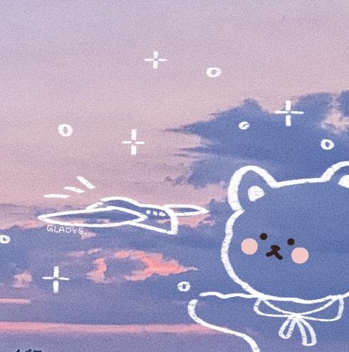 仙气温柔女生朋友圈背景图