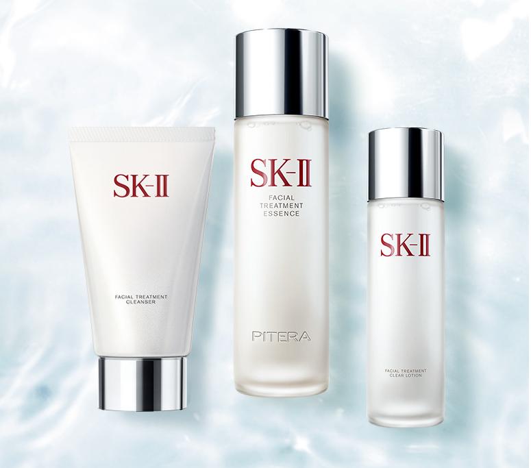 SK-II护肤品套装