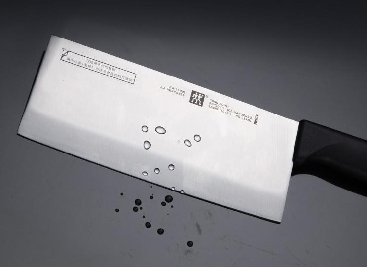 双立人菜刀
