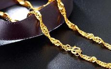 一条金项链大概多少钱 选金项链时要注意这4点