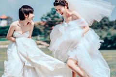 闺蜜结婚祝福语朋友圈 陪你从校服到婚纱