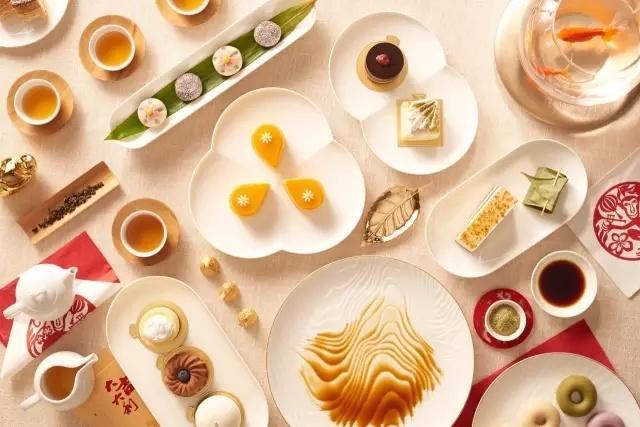 哲品陶瓷餐具套装 ZK 福碗