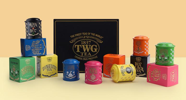 TWG茶叶