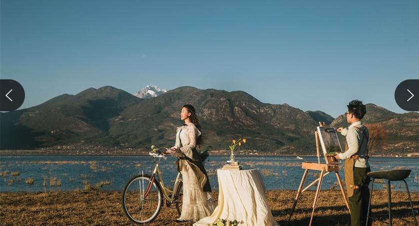 旅游婚纱摄影