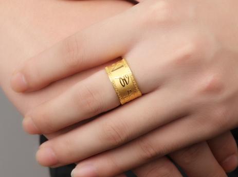 买金戒指不吃亏