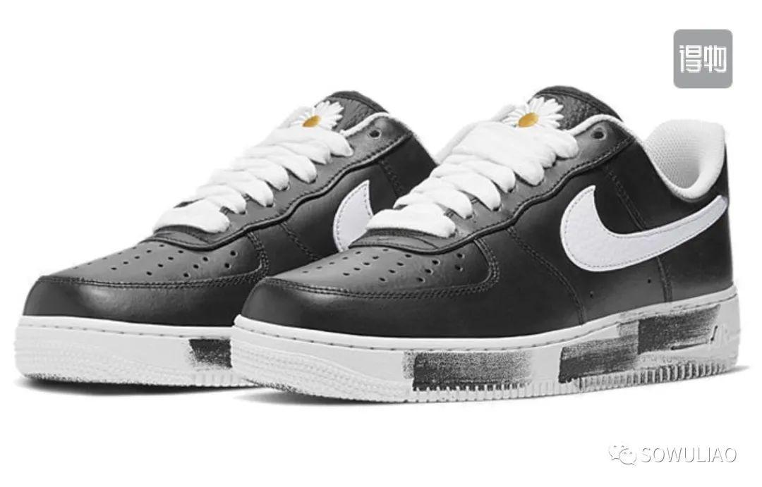 Nike Air Force 1小维菊权志龙联名