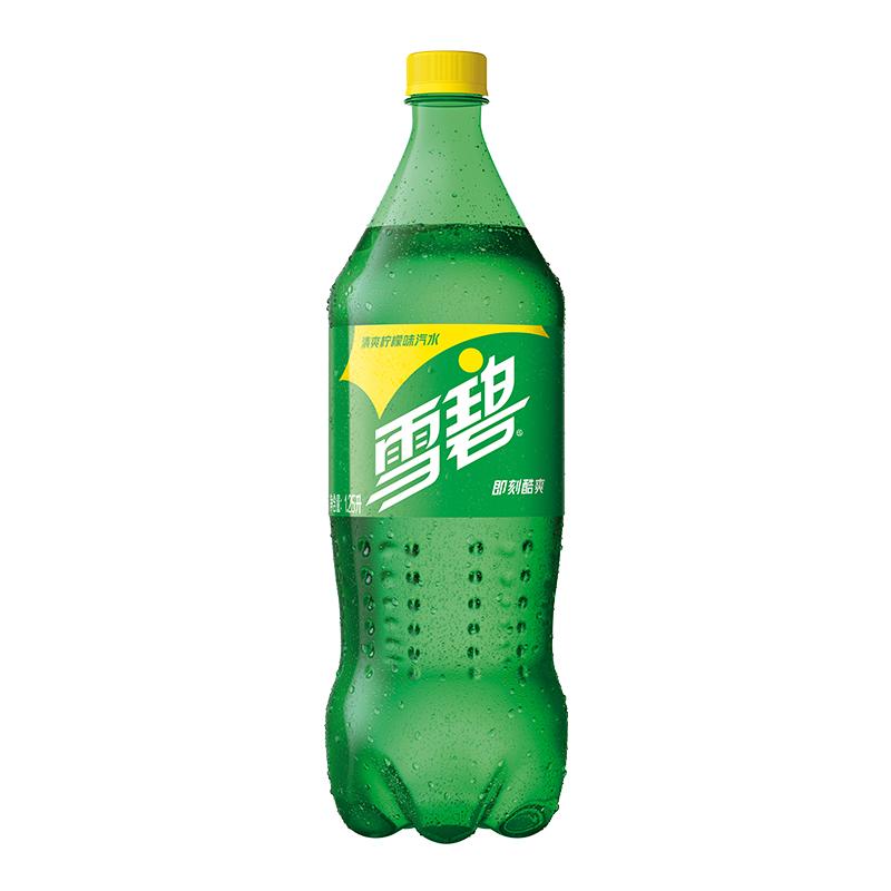 雪碧1.25L*12瓶装大瓶整箱