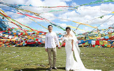 拍婚纱照选衣服的技巧