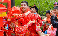 现代中式婚礼仪式流程包括哪些