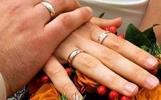 结婚戒指是男左女右吗
