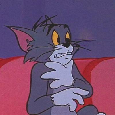 猫和老鼠cp头像情侣
