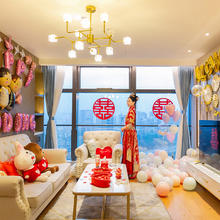【折扣优惠】告白气球小户型客厅布置方案
