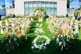 自然系-草坪婚礼