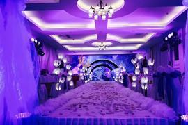 浓情紫色--花厅