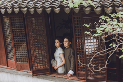 杭州拍婚纱照外景地推荐——柔情水乡篇